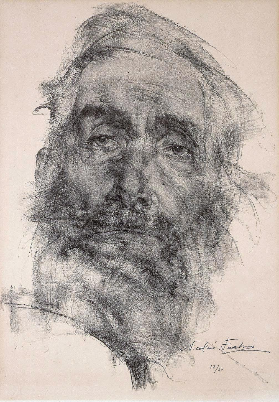 Artist Spotlight: Nicolai Fechin