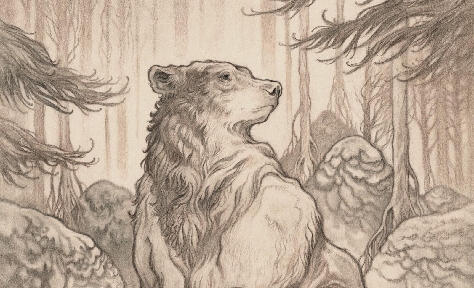 Ursus Amentia, or The Bear Madness