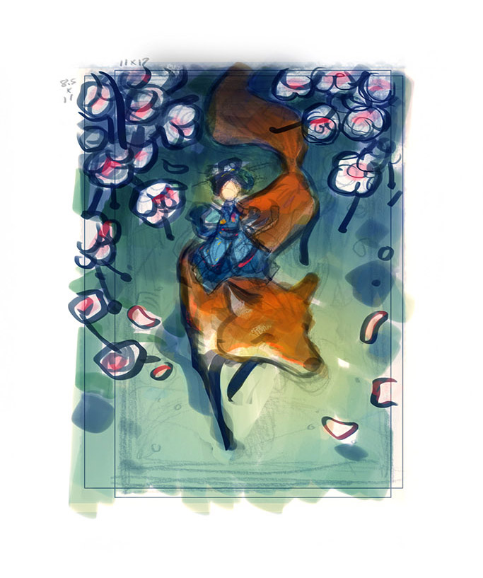 Fox Princess Development