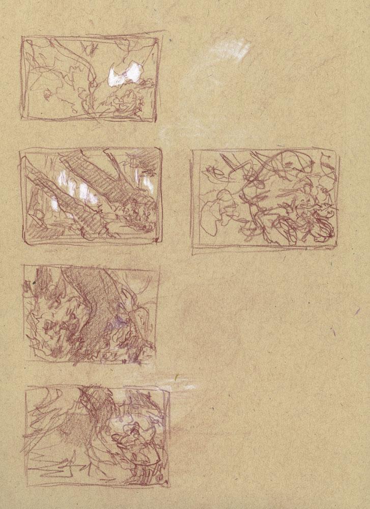 Blackveil – Cover Art for a Novel