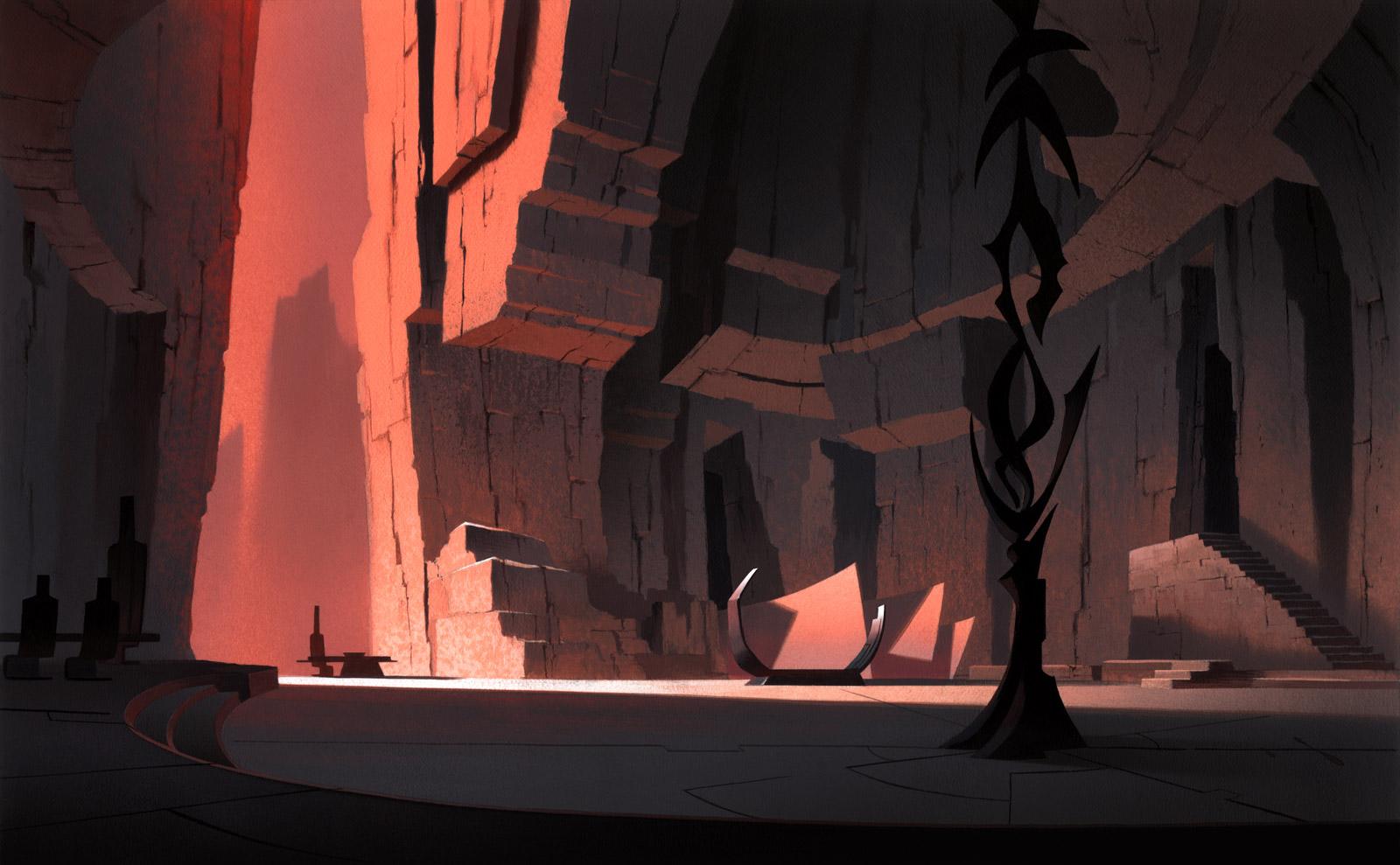 Background Painter: Scott Wills