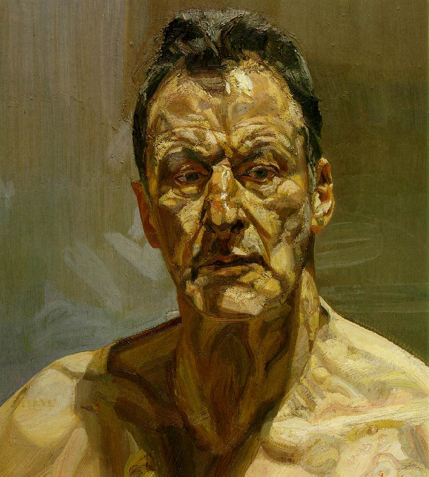 R.I.P. Lucien Freud, 1923-2011