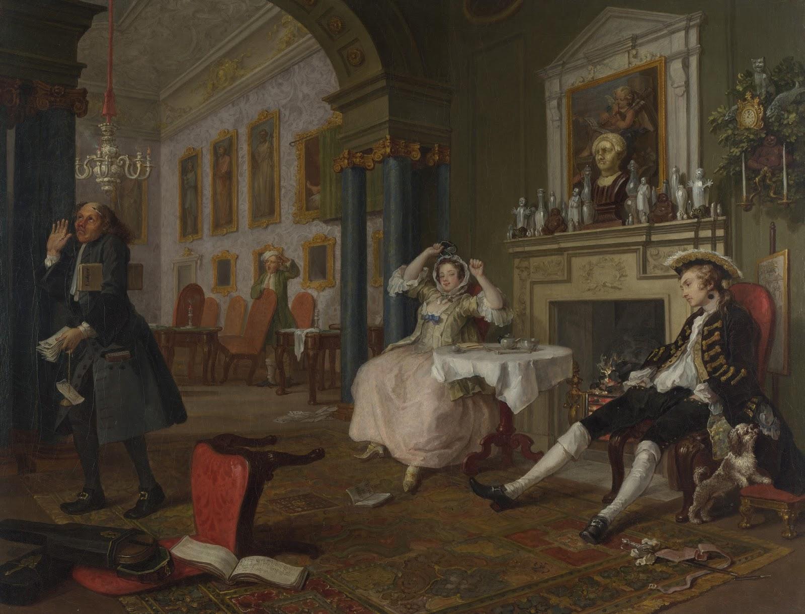 Artist of the Month: William Hogarth