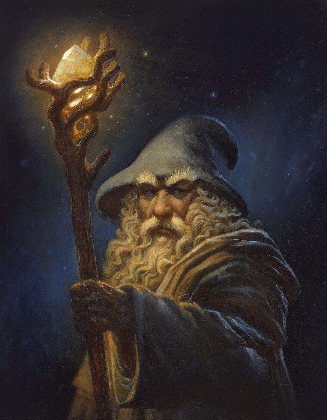 Gandalf Oil