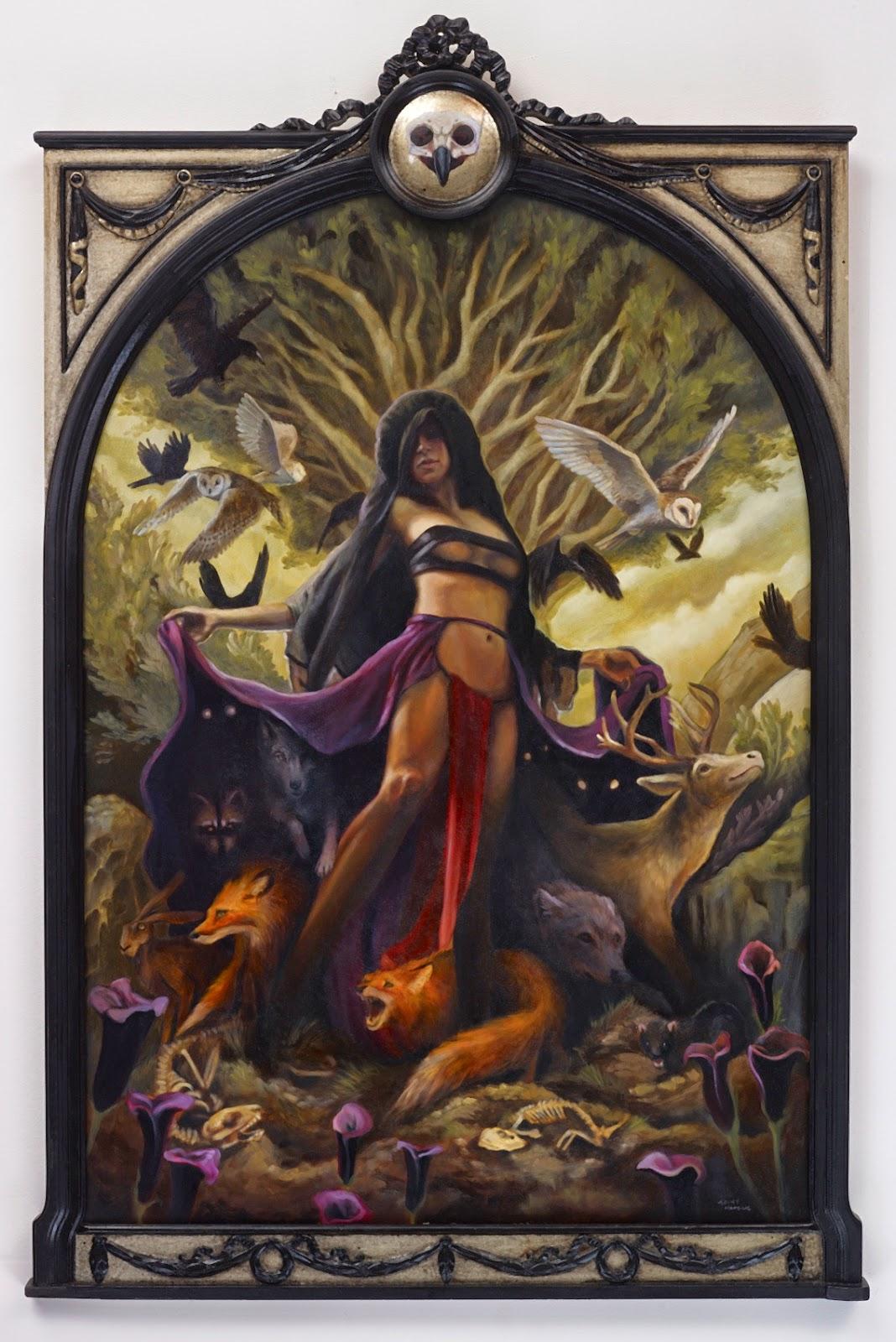 Kelley Hensing @ Last Rites Gallery