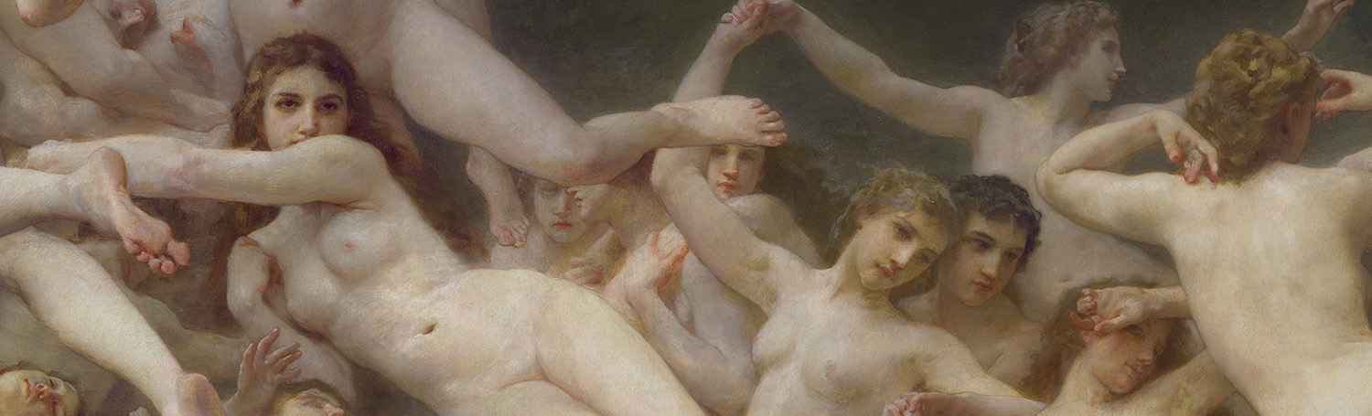 "Bouguereau's ""The Oreads"" and Photographing Artwork in Museums"
