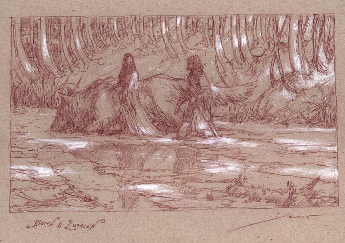 Beren and Luthien – Tolkien's Silmarillion