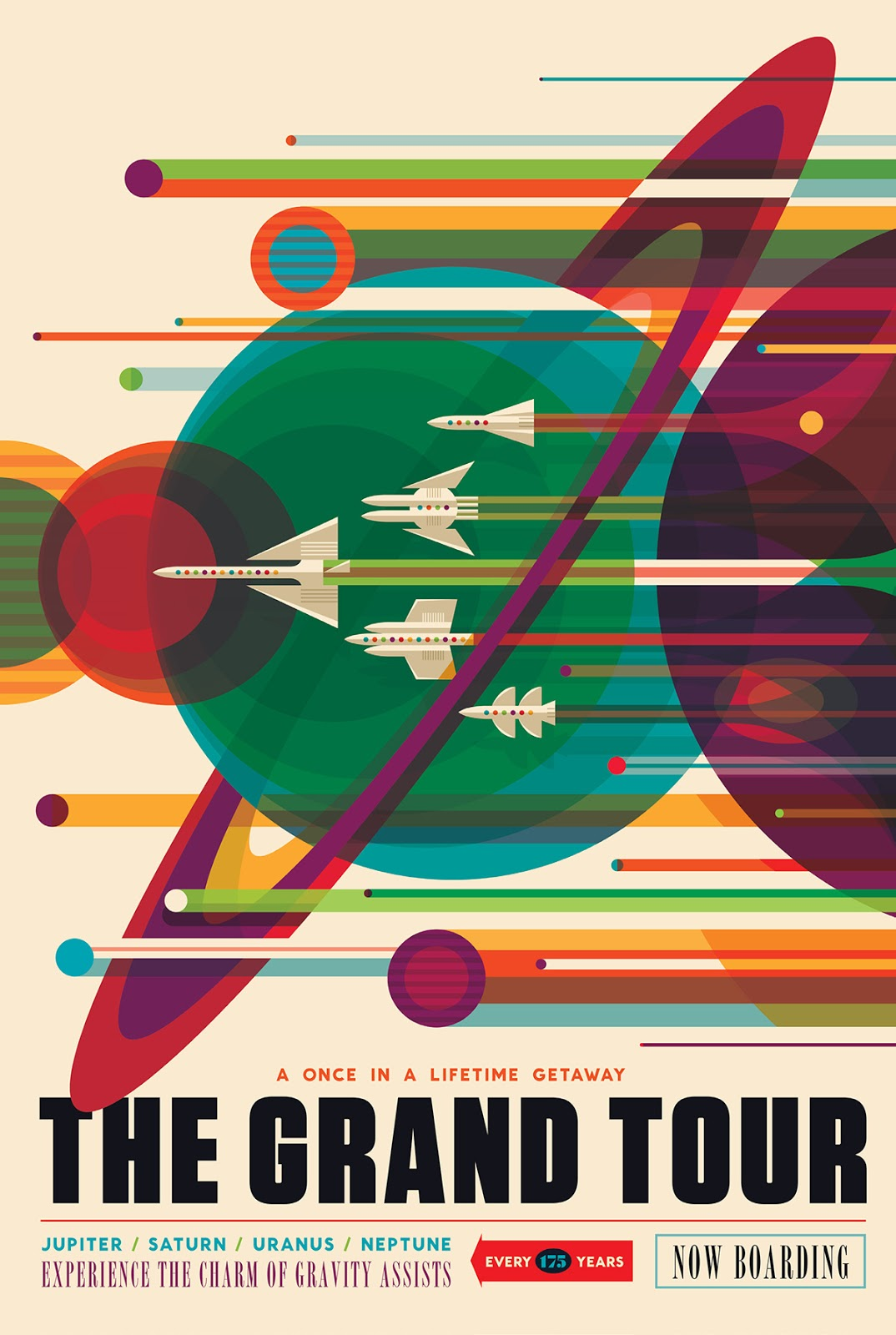 Free NASA Space Tourism Posters