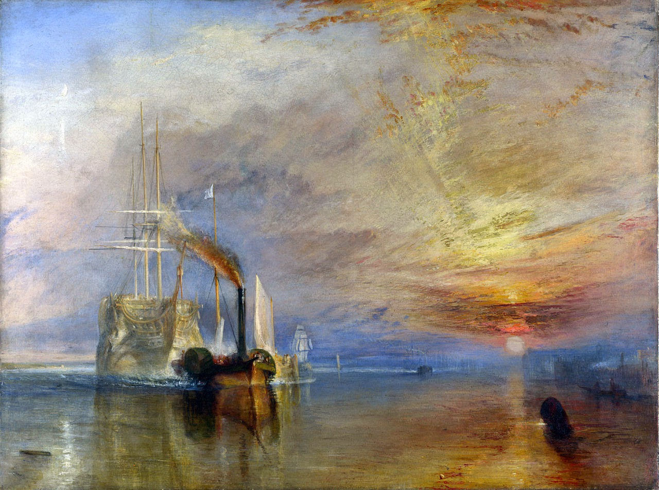 Artist of the Month: JMW Turner