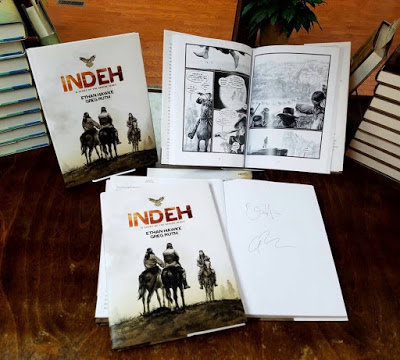 INDEH: A Book is Born!