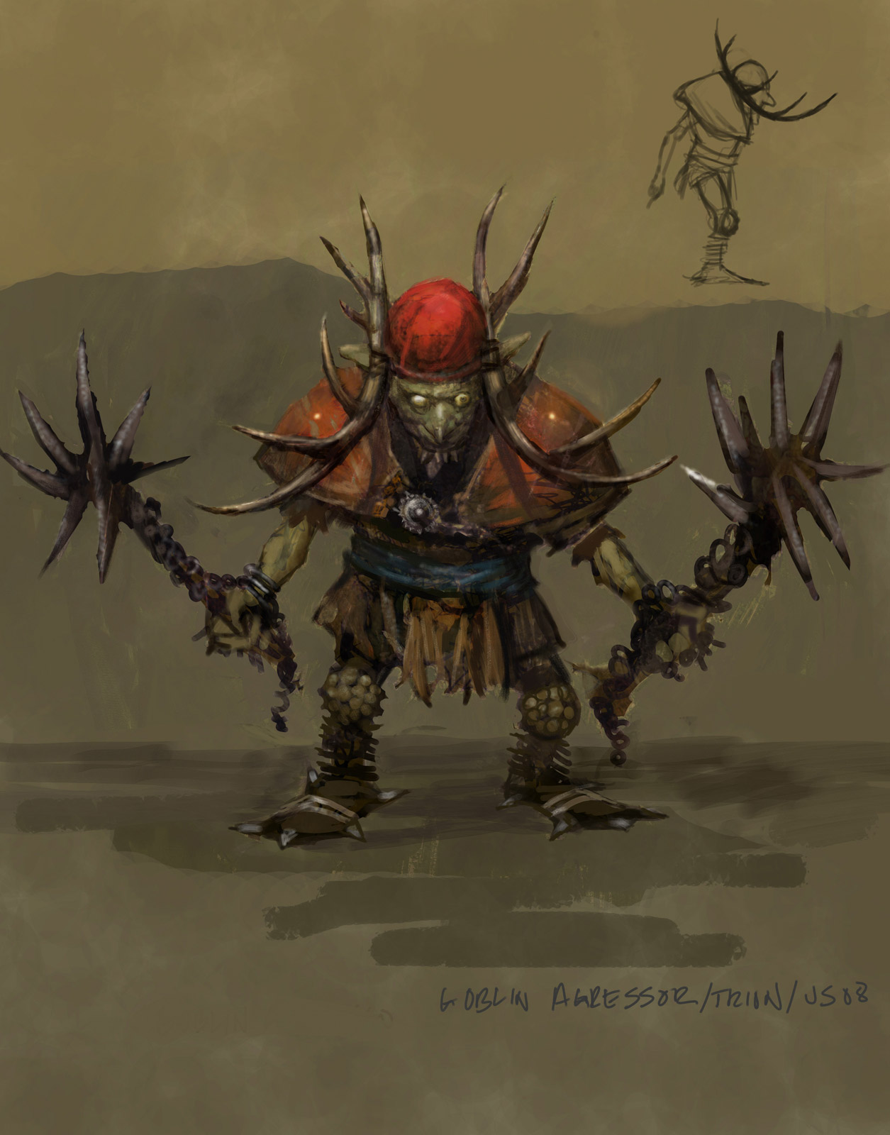 "Goblins for ""Rift: Planes of Telara"""