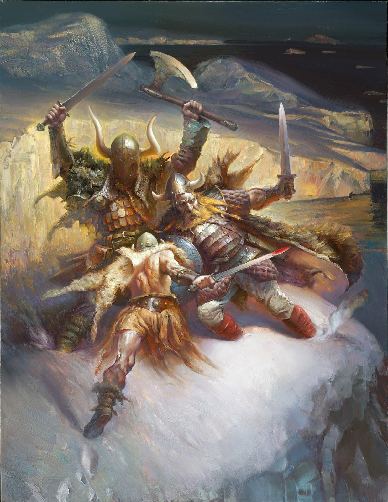 Conan commission – final part