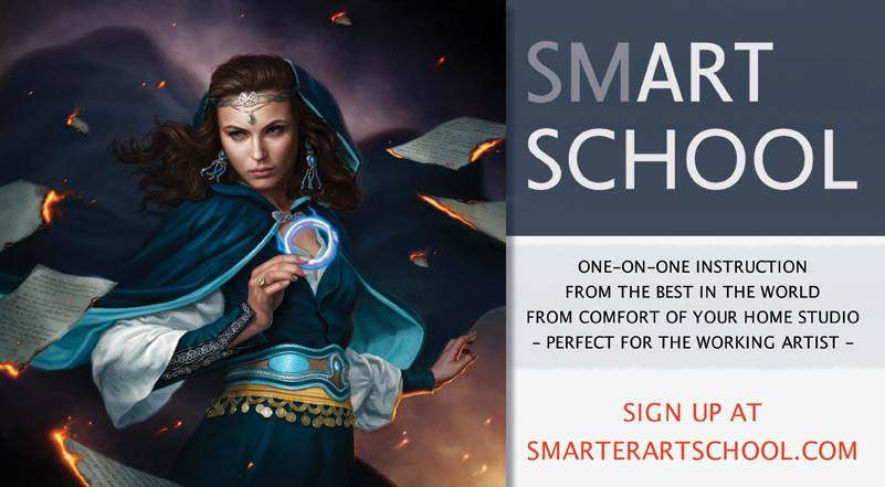 SmArt School Enrollment Now Open