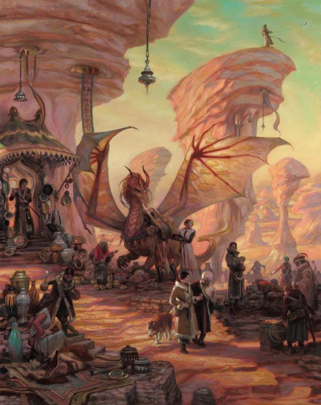 Dragon Mythology