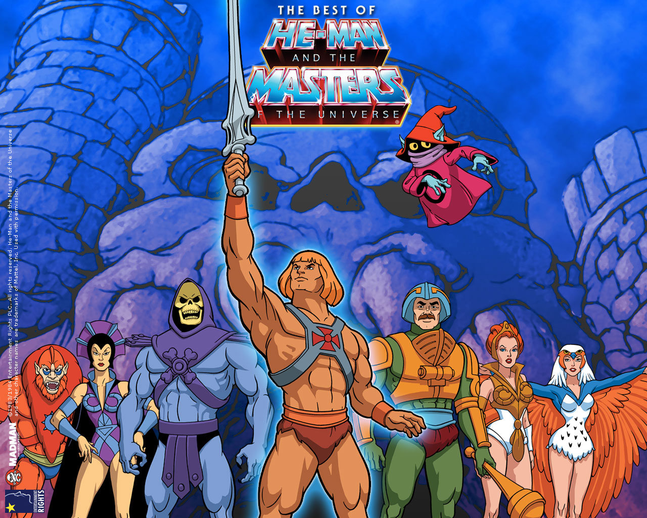 By the Power of Grayskull!!!