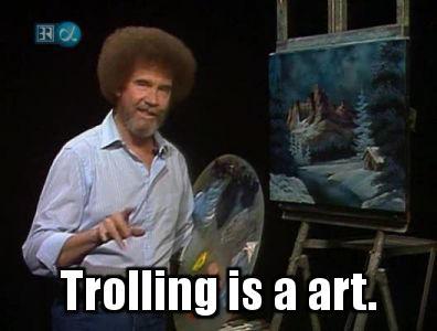 Troll Tactics