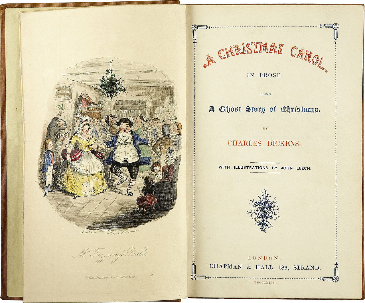 An Illustrated Ghost-Story of Christmas