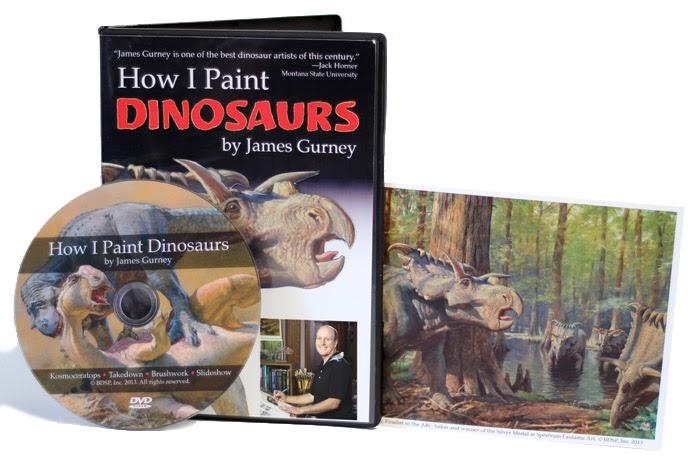 James Gurney Instructional DVD