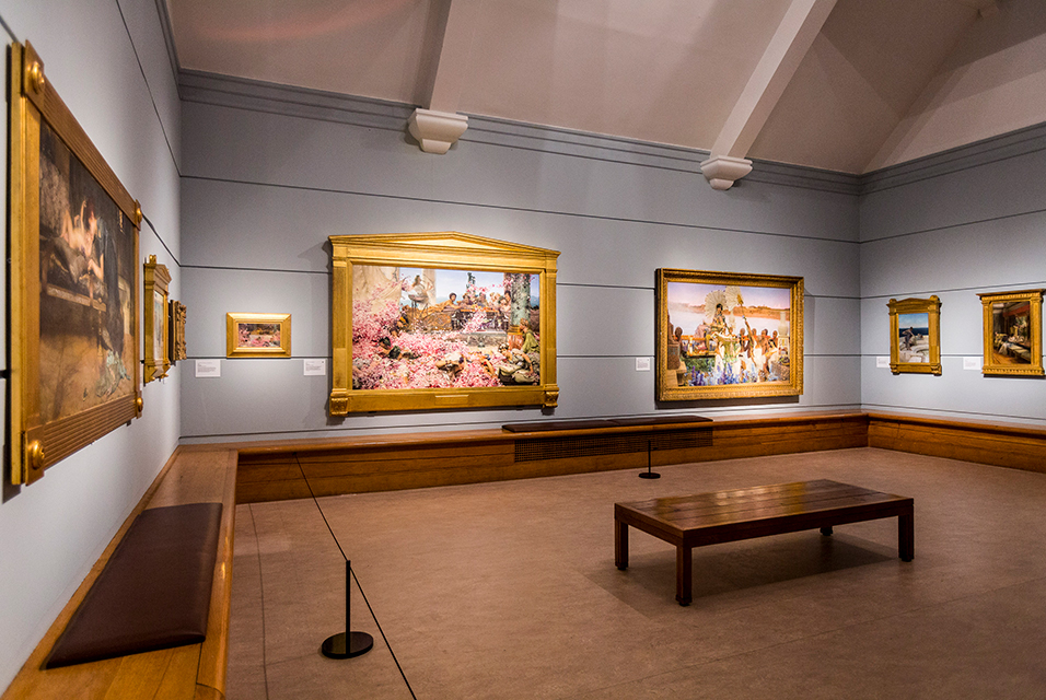 Alma-Tadema Exhibit