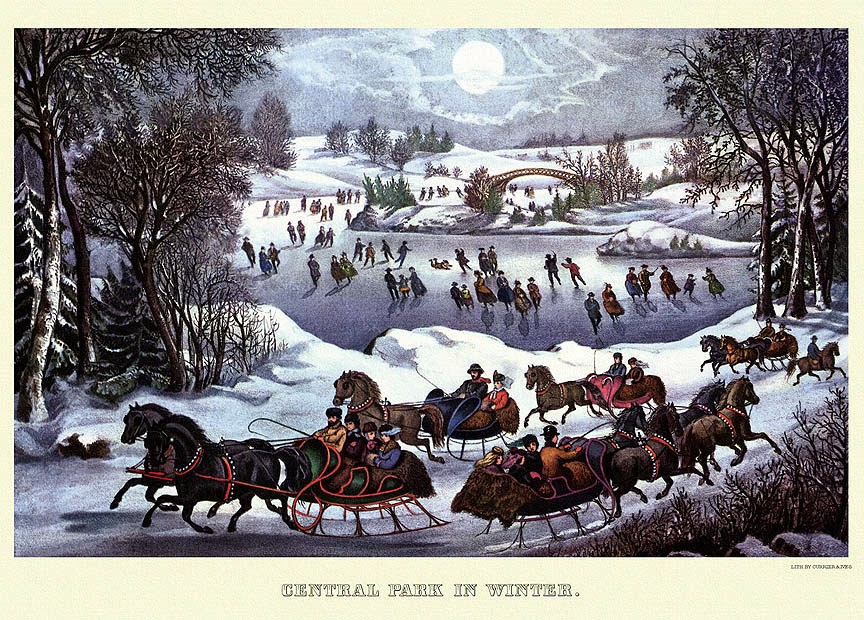 Artist of the Month: Currier & Ives