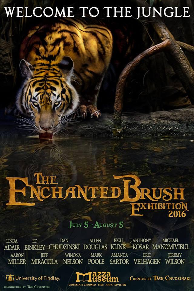 The Enchanted Brush