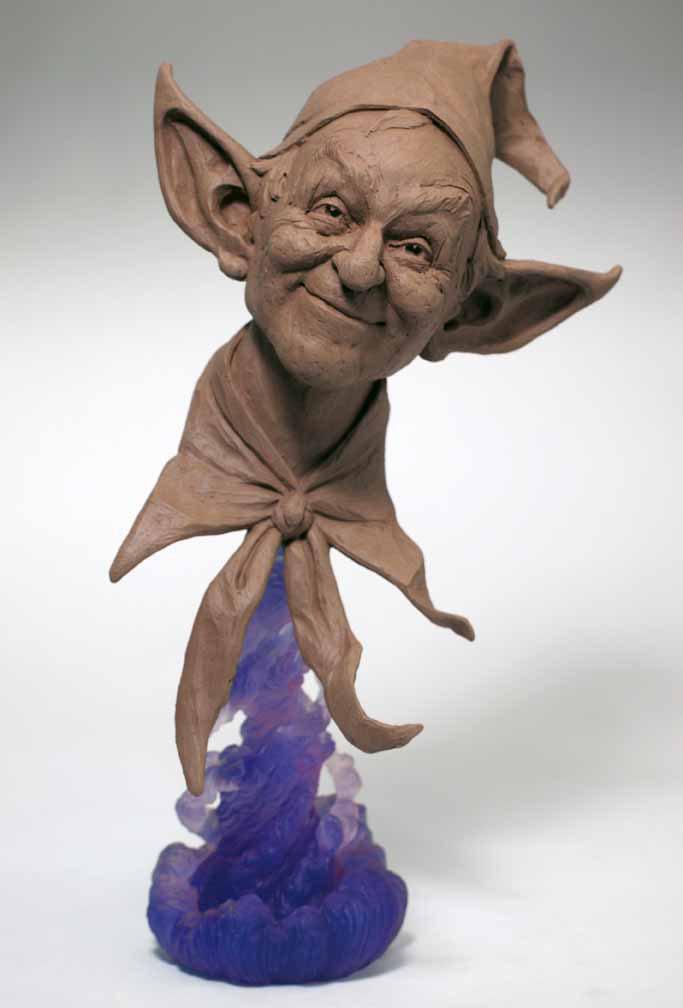 A Sculptor's Secret World, Part 4