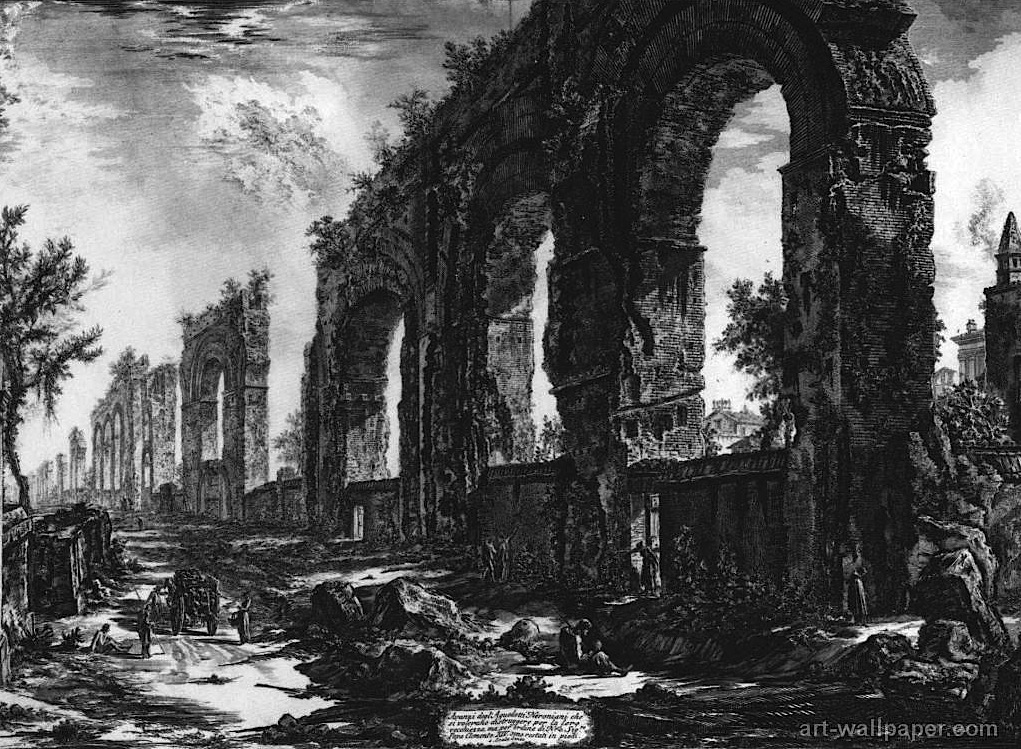 Artist of the Month: Piranesi