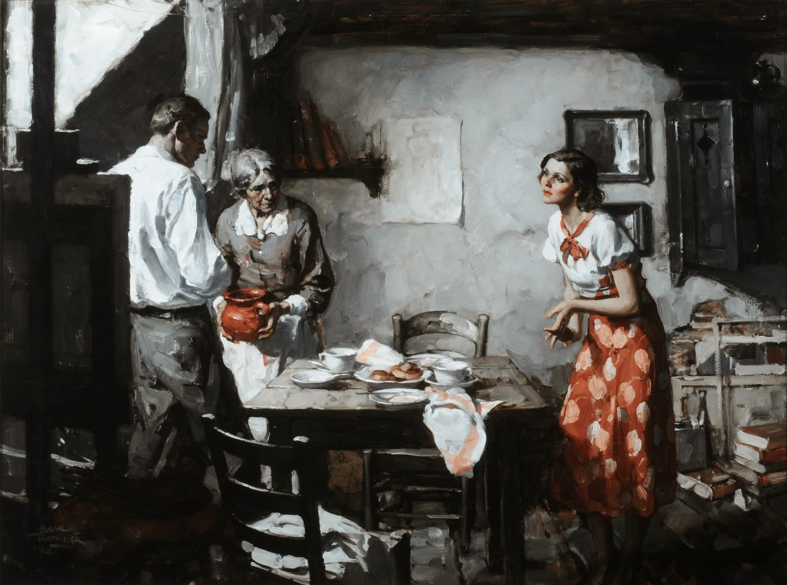 Inspiration: Saul Tepper