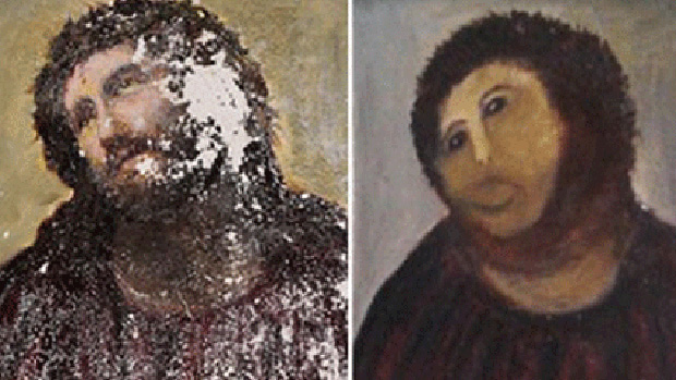 Worst Restoration Ever?