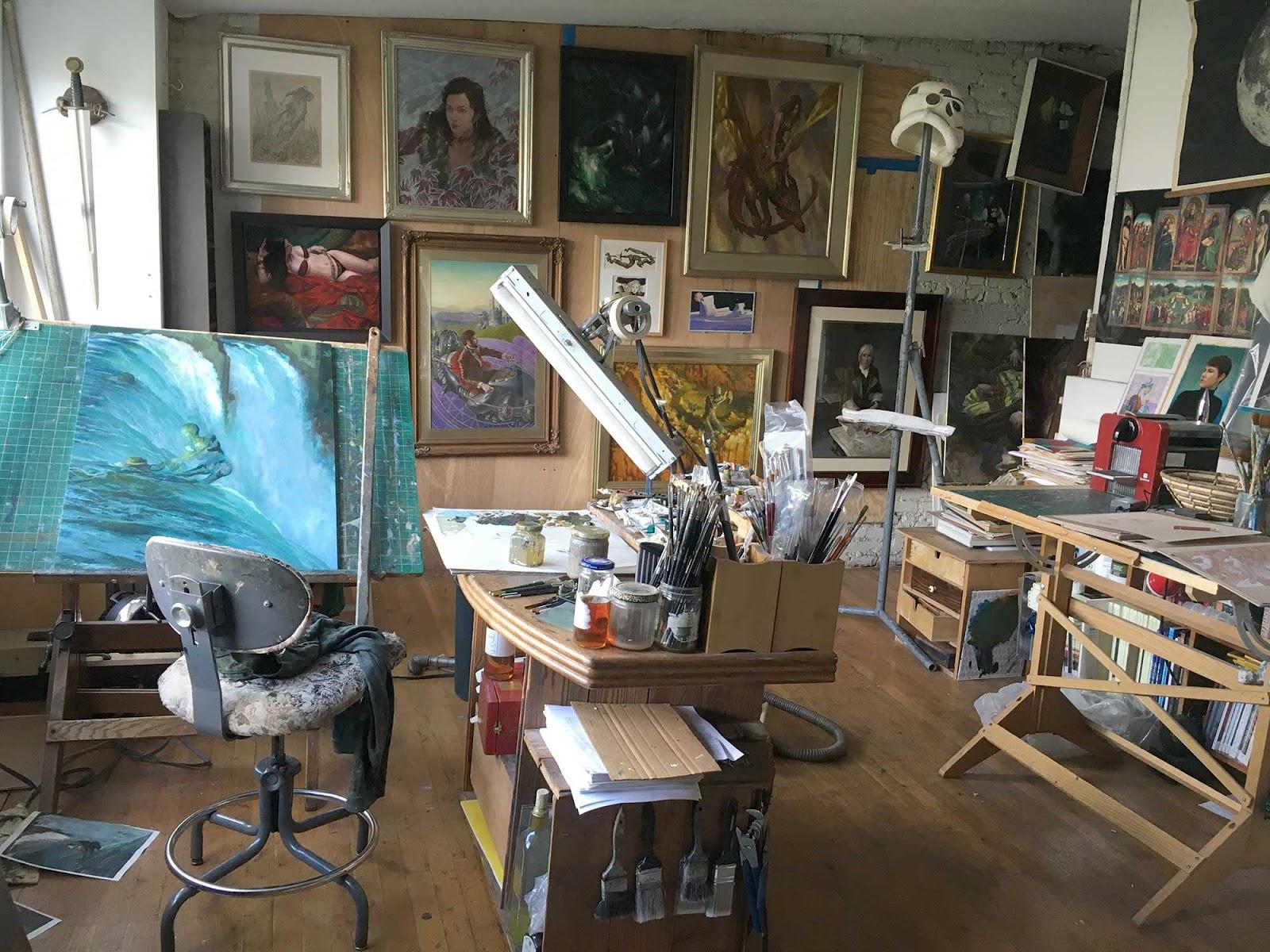 Open Studio – Donato Arts