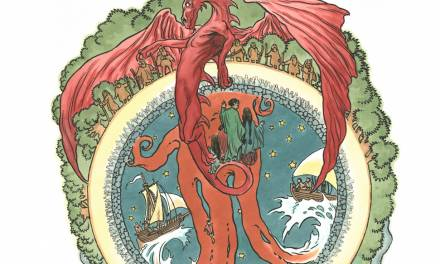 Coloring Earthsea