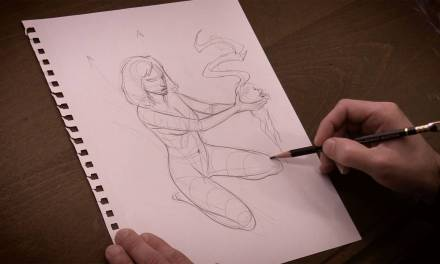 Art Tip of The Month #8: Constructive Drawing