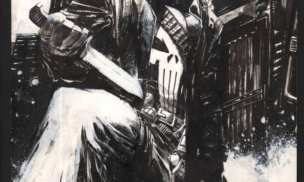 Black: The art of Gerardo Zaffino