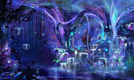 The World Of Avatar: Designing the Na-Vi River Journey Boat Ride