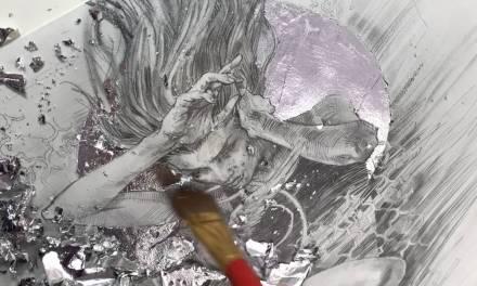'Flutter' Part 1: A Drawing Tutorial Video