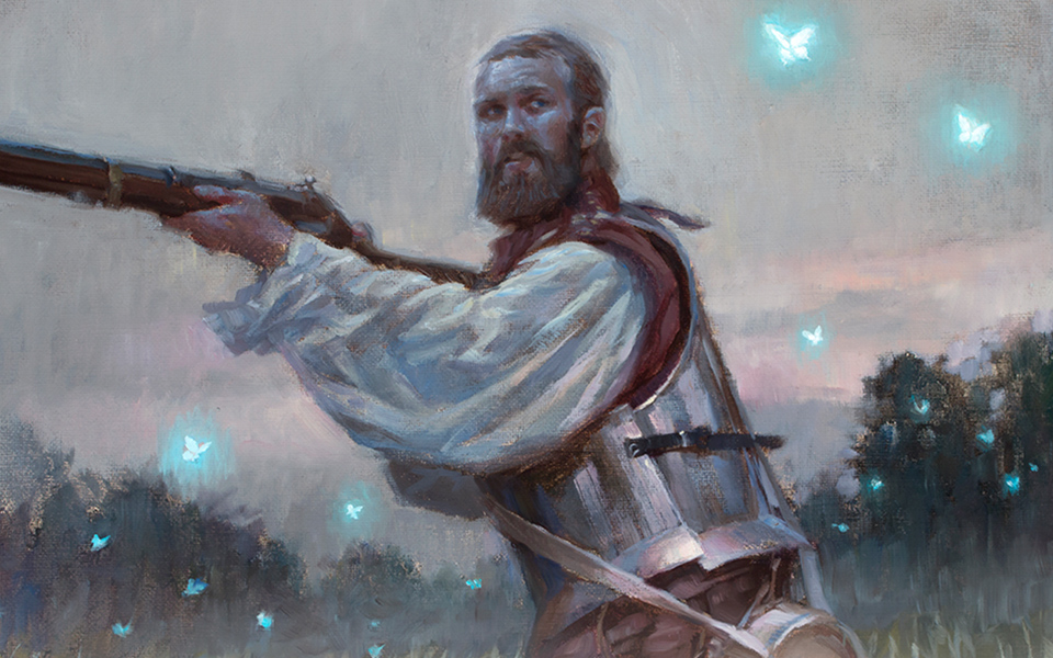 Bringing Fantasy to Life : An Oil Painting Demo with Ryan Pancoast