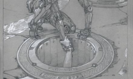 Empathetic Robots and a Green Dragon at Donato Arts Open Studio