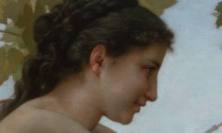 Bouguereau Two Times