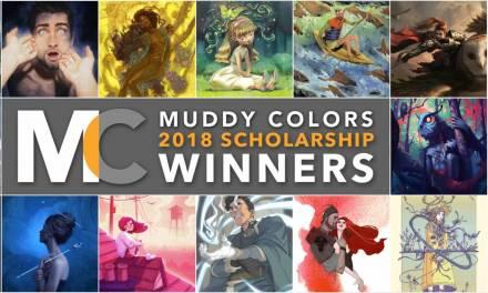 Muddy Colors 2018 IMC Scholarship Winners !!!