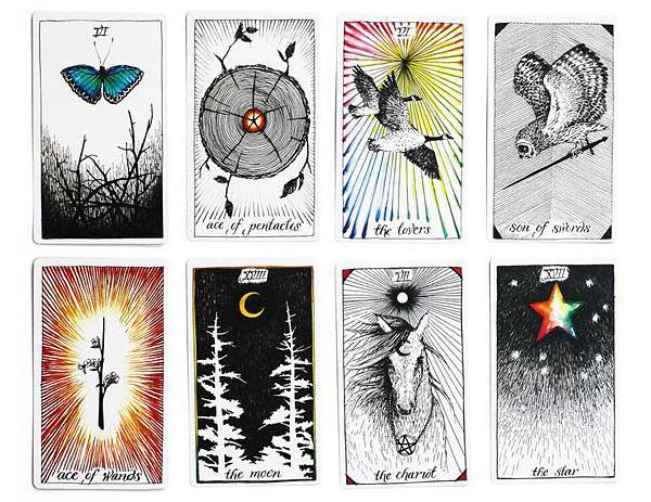 Magic for Artists Part 2: Tarot & Other Decks | Muddy Colors