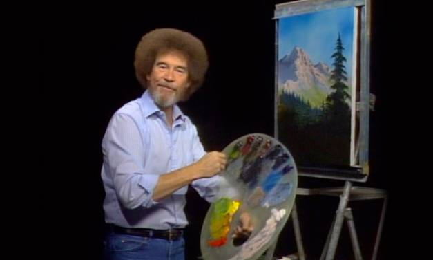 12 Reasons Why Bob Ross is a Better Artist than You Are