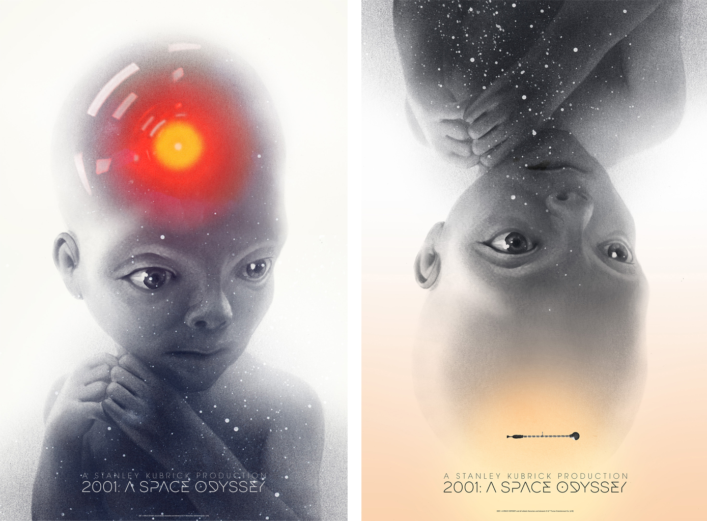 Making a Cover: Mondo's 2001: A SPACE ODYSSEY