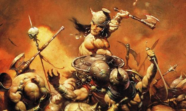 Musings 2 –  Art of Conan