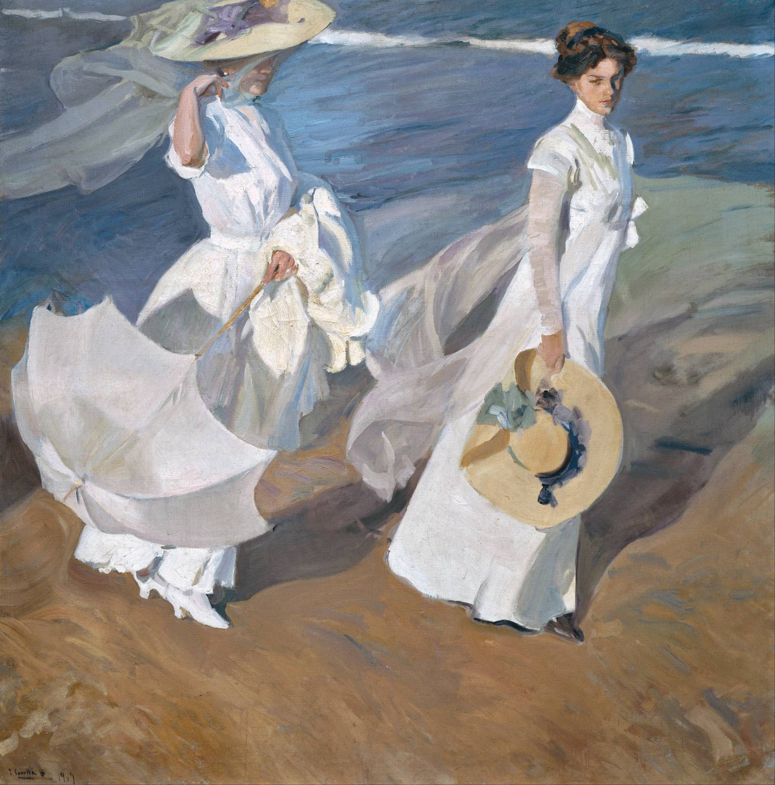 Sorolla's House and Two Beautiful Books