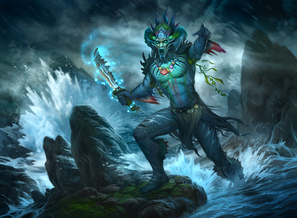 Magic the Gathering – True Name Nemesis