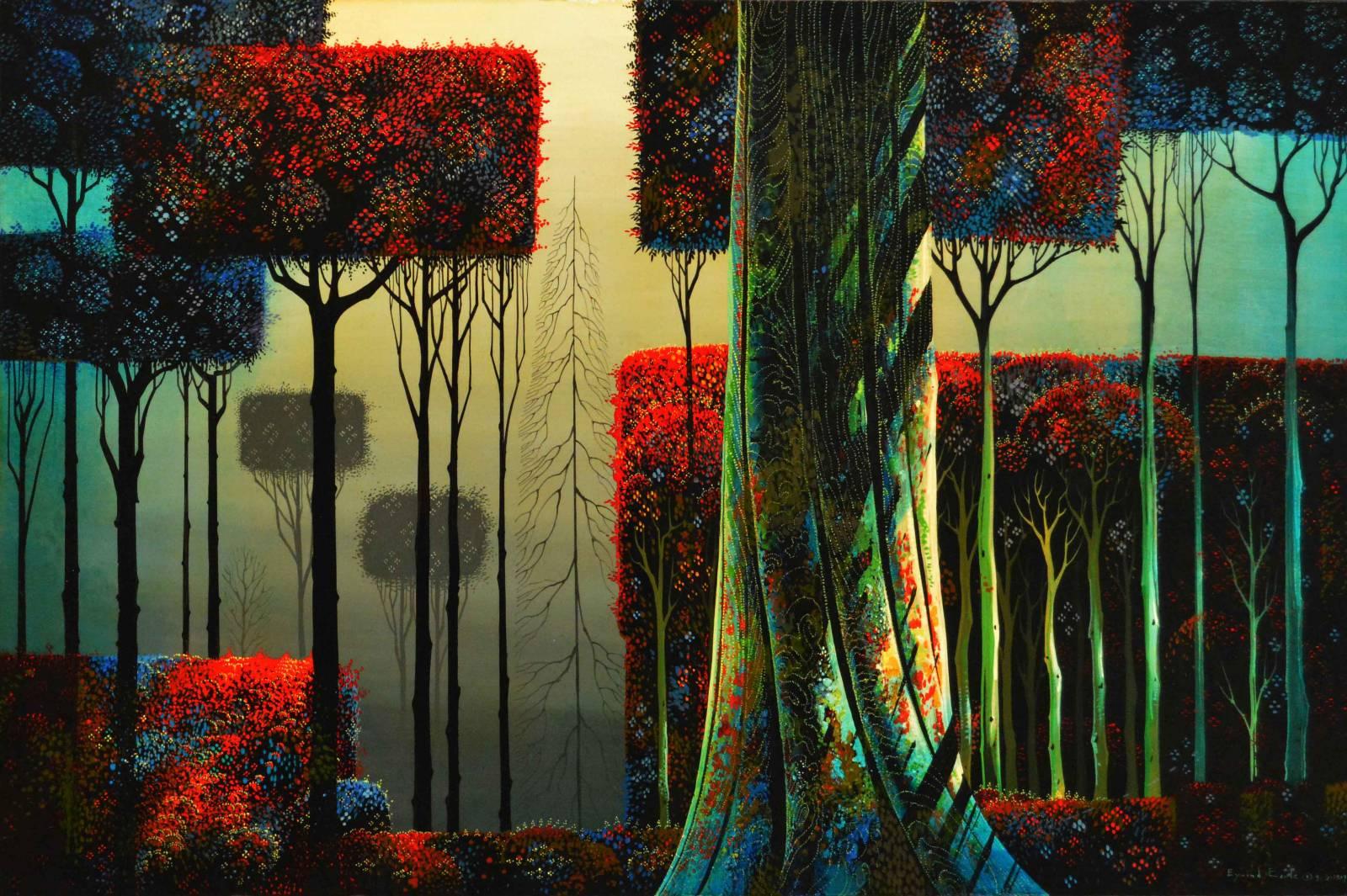Artist Spotlight: Eyvind Earle