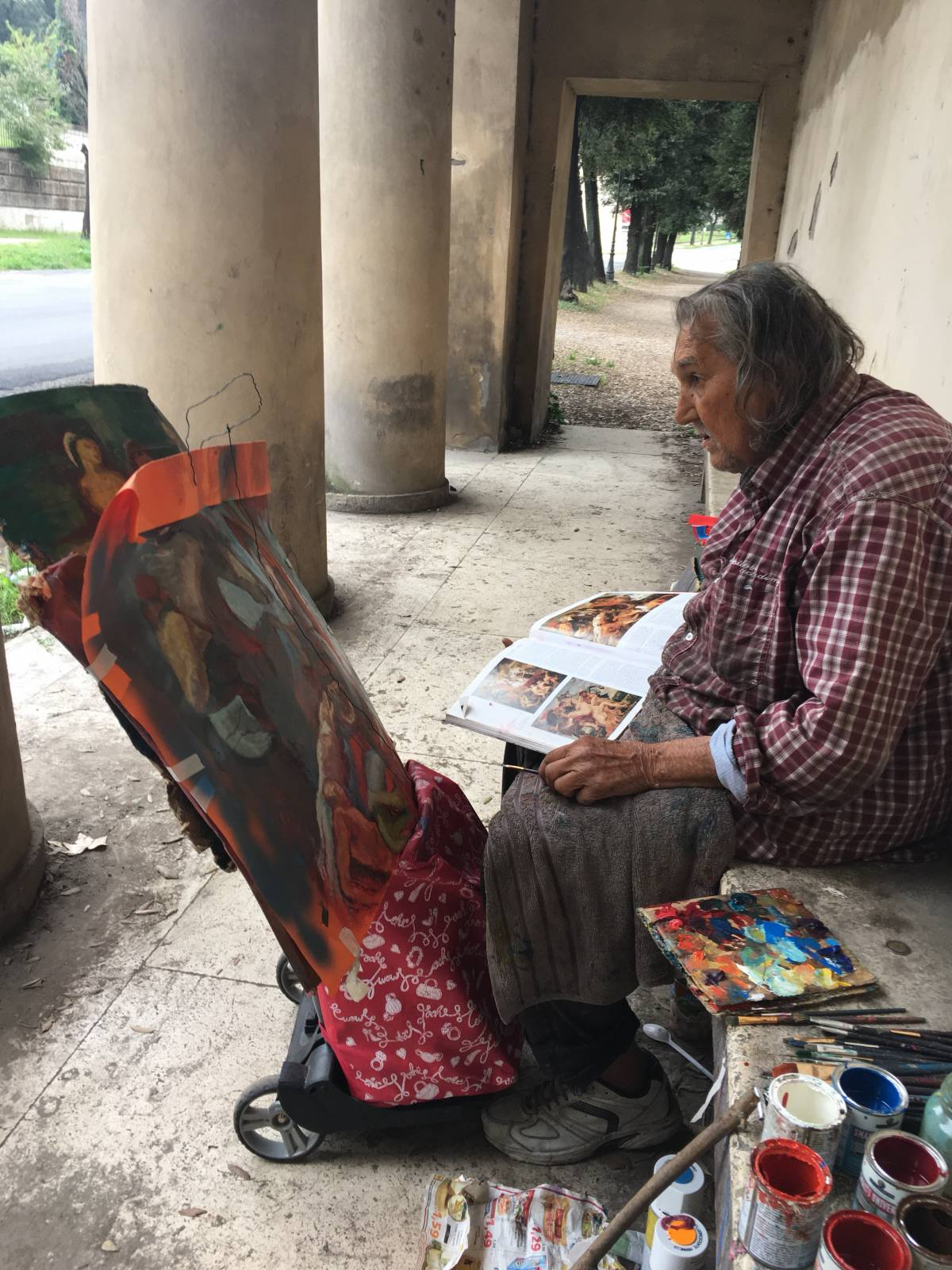 Art and the Pursuit of Joy