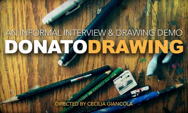 Now Available : DONATO DRAWING