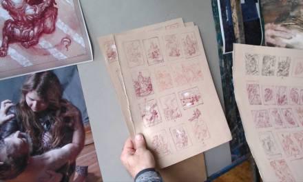 Coming Soon: Donato Drawing