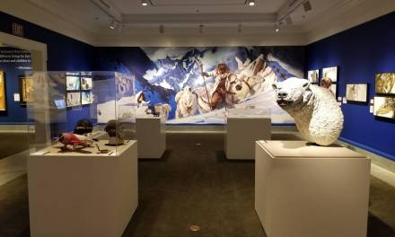 Above the Timberline Exhibition Premieres at the Norman Rockwell Museum